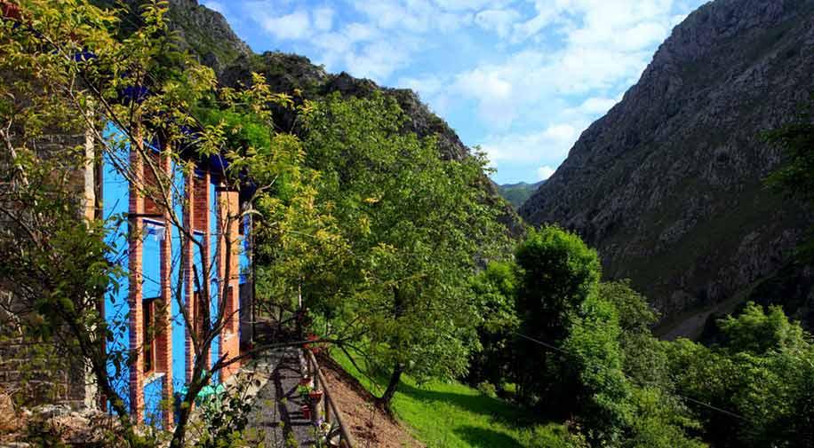 Beyo AZUL, alojamiento rural en Asturias
