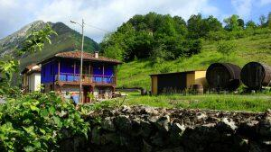Casa rural Aguas del Sella