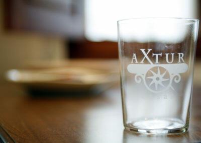 Axtur, casas rurales