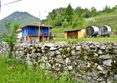 Casa de lujo en Asturias