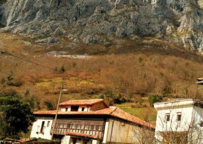 casa rural aguas del bosque de taranes