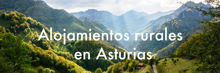 Alojamientos rurales de Asturias paisaje