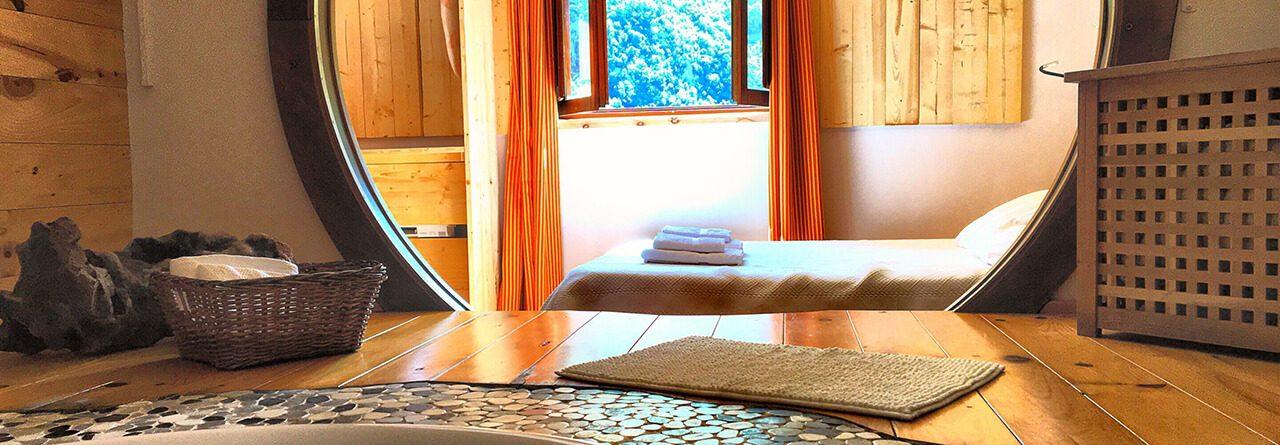 Aguas del Beyo es un apartamento turístico rural