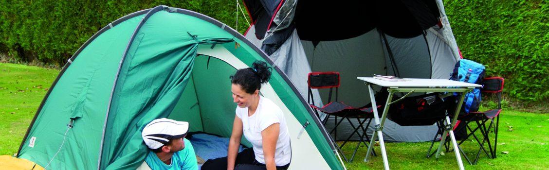 Camping como un alojamiento rural