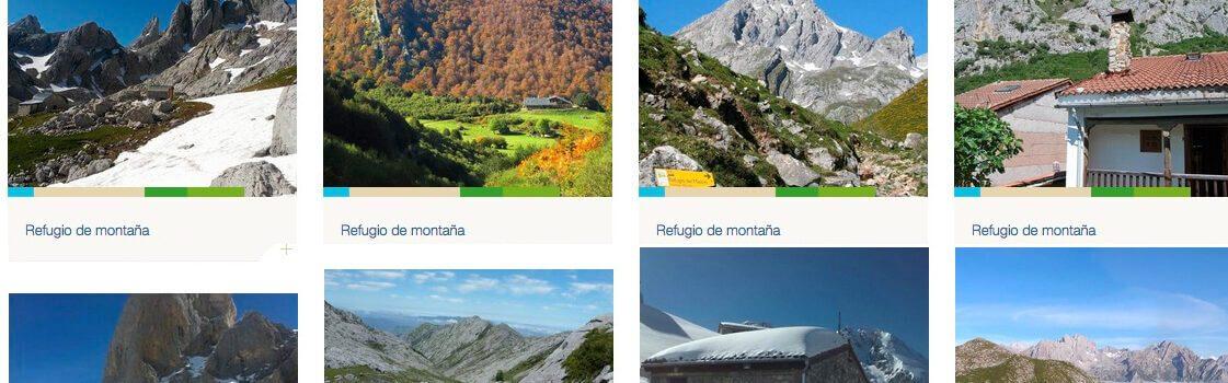 Refugio de montaña como alojamiento rural