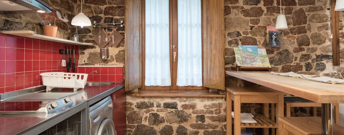 Axtur: Casas rurales con cocina en Asturias